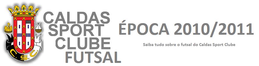 Caldas Sport Clube - Futsal