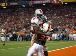 2003 Fiesta Bowl between Miami and Ohio State