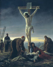 Our crucified dear Lord and Saviour