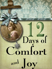 12 days of comfort and joy e-zine