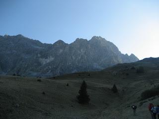 Klettersteig Piz Mitgel : Skihaserl: klettersteig piz mitgel