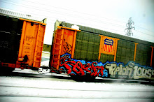 Union Pacific Graffiti