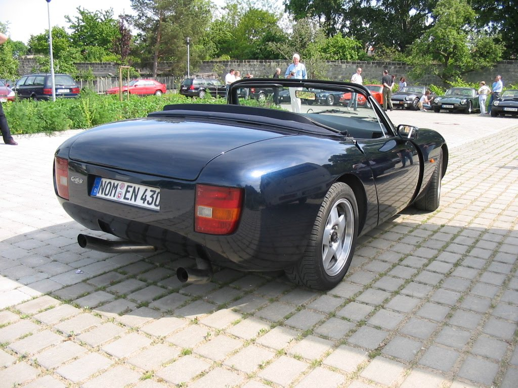 tvr griffith left hand drive tvr griffith 500 photos reviews news specs buy car topworldauto. Black Bedroom Furniture Sets. Home Design Ideas