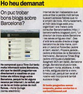 Barcelonasfera a Timeout