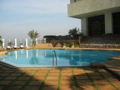 Oberoi Hotel Pool