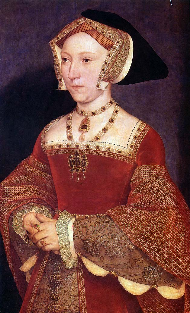 jane seymour queen. Jane served as a maid