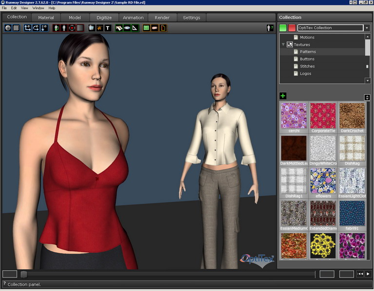 Free 3d Clothing Design Software fashion designing software