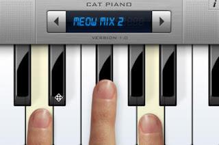 Cat Piano App