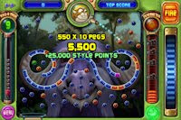 Peggle for iPod touch