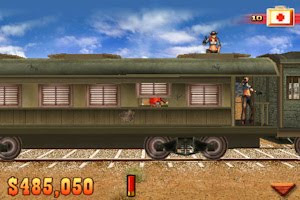 wild west guns for the iphone and ipod touch