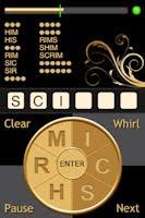 Whirly Word app screenshot