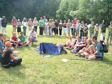 """Фото волонтерів громадської організації """"Майбутнє Тракая"""", Литва"""