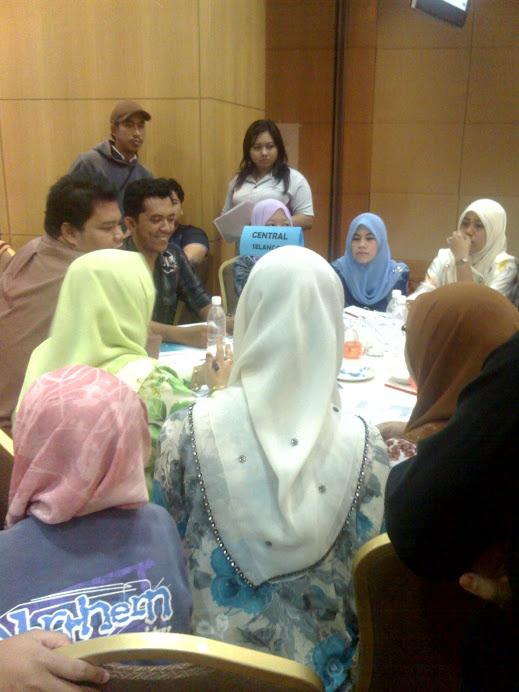 Penyelia PPIK seluruh Selangor.
