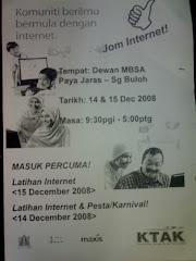 Karnival Jom Internet. (Iklan & Promosi3)