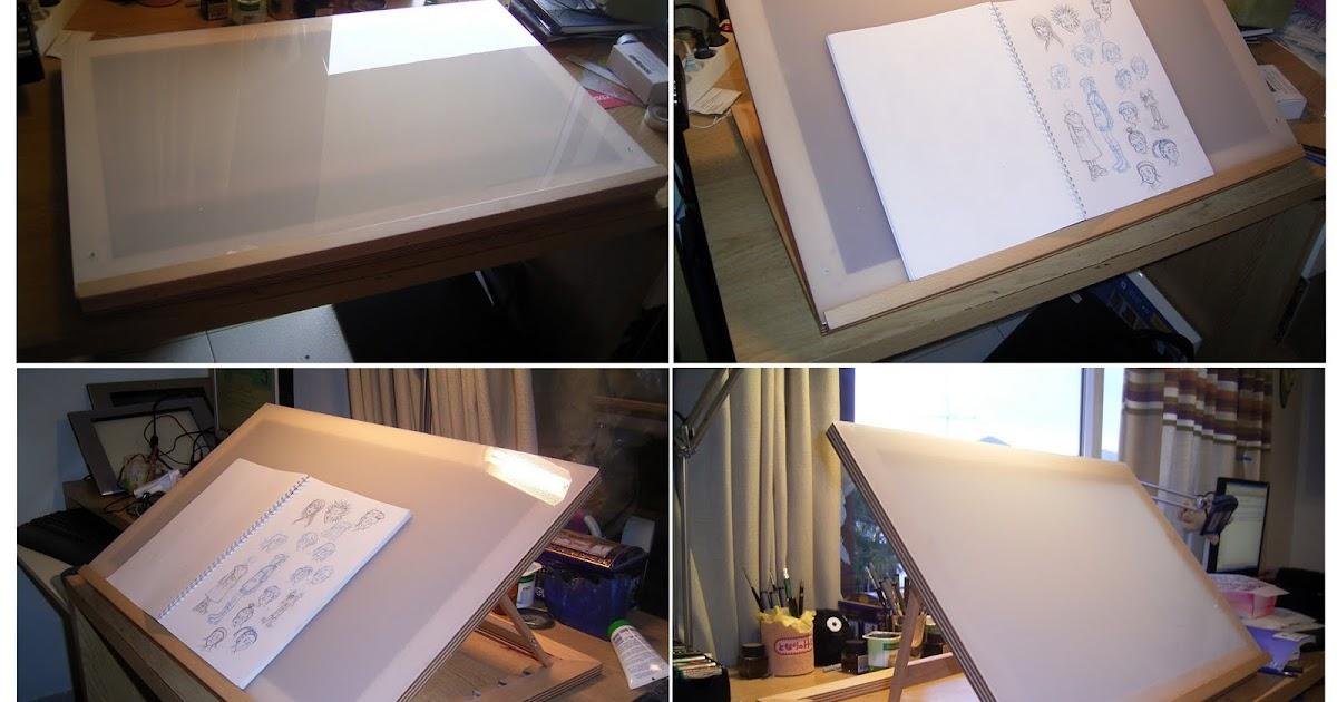 Janina g rrissen illustration mesa de dibujo - Mesa dibujo ikea ...