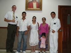 Baptism...again 1/16/10