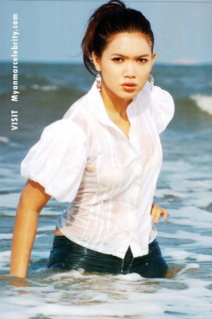 MoeKyaShweKo, Beautiful Girls: Christina Myanmar (ခရစၥတီးနား)