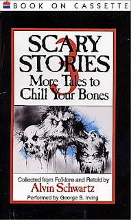 Scary Stories 3 More Tales To Chill Your Bones 1991 Narrated By George S Irving