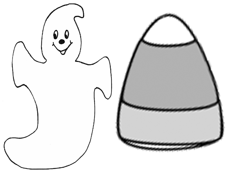 image gallery of halloween ghost template