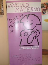 """Asociación Subbética pro Lactancia Materna """"Vínculo Materno"""""""