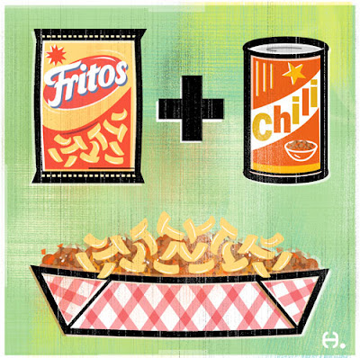 the history of the fritos corn chips company Fritos fritos is a brand of corn chips and dipping sauces created in 1932 by  flavored popcorn made by the frito-lay company history smartfood popcorn smartfood.