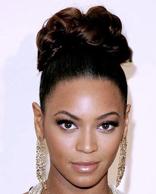 Hairstyles: Bun Hairstyles