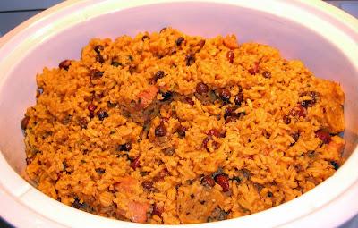 viCARIous: Pernil, cubanos, and rice & beans