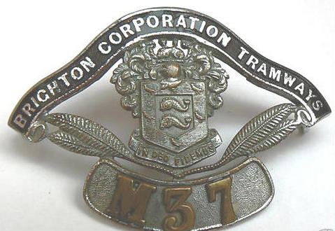 cap badge of t'corporation