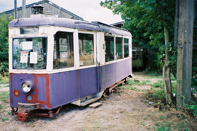 the Gratz tram is also used as a display site