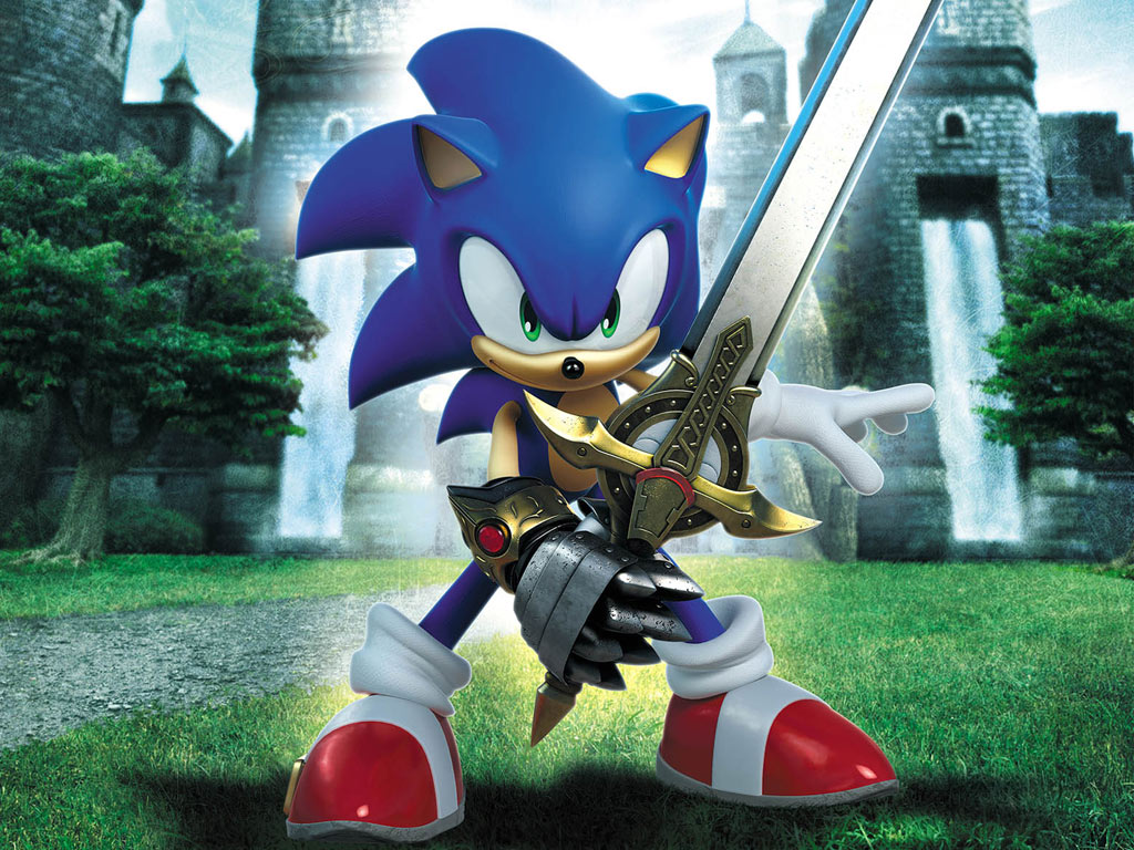 Sonic and adventures imagens