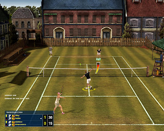 Gold Slam is a 3d, third person tennis MMO. No special attacks or power-ups here. Gold Slam is very technical; all shots can be manually aimed and controlled. With realistic graphics and game play, Gold Slam is the most authentic tennis game in the free to play market. Play singles (1v1) or doubles (2v2) matches to earn GP and level up. Purchase new rackets and clothing to improve your stats and customize your appearance.