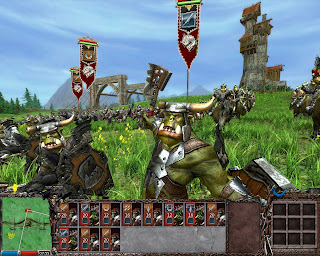 World of Battles is a free, massively multiplayer strategy game (MMORTS). In the medieval universe of World of Battles, nine races fight a terrible war for world domination.