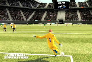 Football Superstars is the world's first football MMO. Combining elements of football game play, management and a lifestyle created with socialising in mind, Football Superstars perfectly delivers a totally new concept.