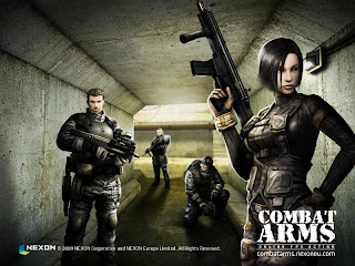 Free mmo Combat Arms introduces Specialists