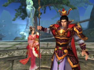Red Cliff is a free to play 3D fantasy MMORPG set in medieval China during the fall of the Han Dynasty.