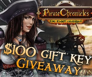 Pirate Chronicles Item Key Giveaway