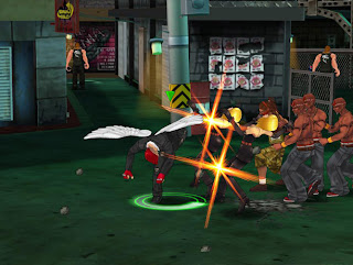 Zone 4: Fight District is a free-to-play massively multiplayer online (MMO) fast-paced street fighting game set in an urban environment with easy to learn gameplay and controls like Double Dragon and Final Fight with the complex strategy of modern brawlers like Street Fighter and Super Smash Bros