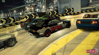 HEAT online (Project Torque, Level R) is a free-to-play MMORG (Massively Multiplayer Online Racing Game) developed by Invictus-Games Ltd. Experience the thrills of high-speed on and off road racing with tens of awesome cars in HEAT online.
