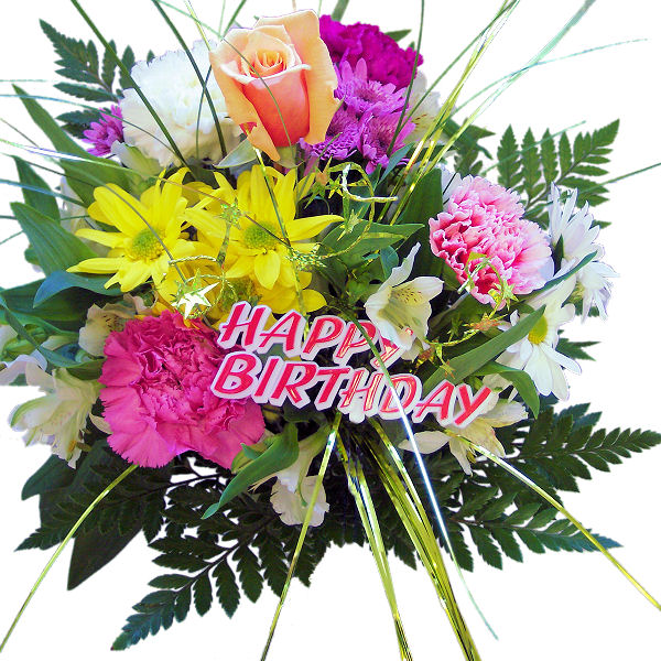 Flowers: Happy Birthday - flowers