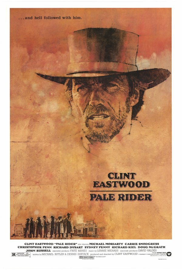 """The Clint Eastwood Project: """"Pale Rider:"""" Clint was ..."""