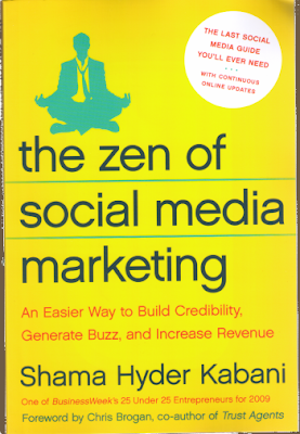 SKI review of Shama Hyder Kabani's 'the zen of social media marketing'