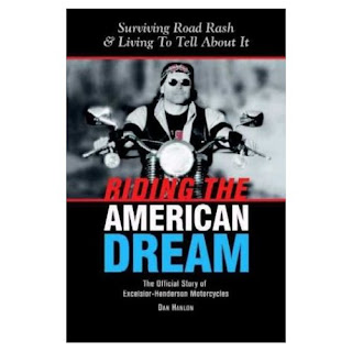 Dan Hanlon, author of Riding the American Dream