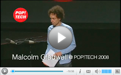 Malcolm Gladwell talks about his new book Outliners