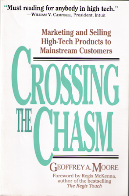 Crossing the Chasm by Geoffrey A. Moore
