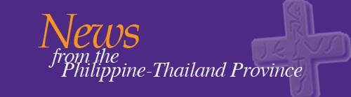 News from the Religious of the Assumption Philippines-Thailand Province