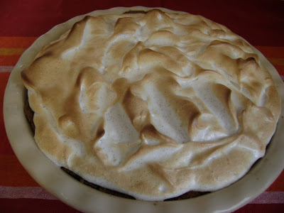 LEMON MERINGUE PIE (Habos citromos pite)