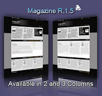 Magazine Blogger Themes 2010