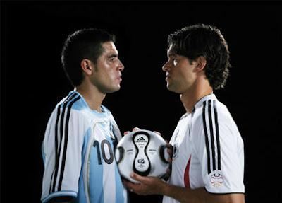 Argentina Vs Jerman Prediksi dan Hasil Pertandingan