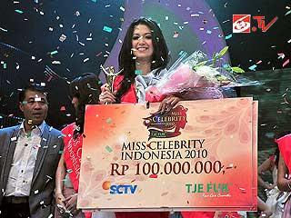 Foto Miss Celebrity 2012