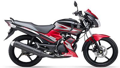 Yamaha SS125 Motor Sport